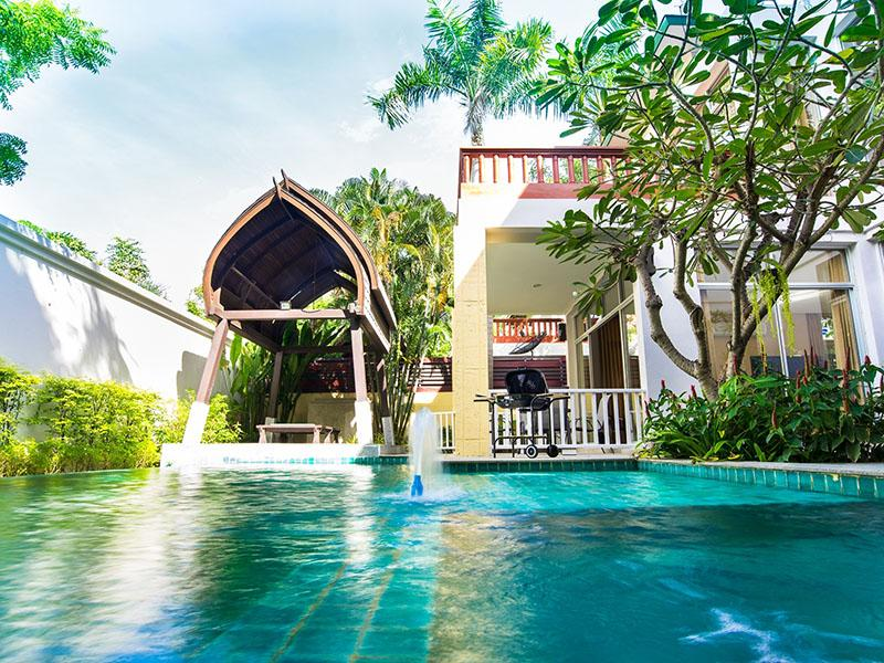牙买加泳池别墅